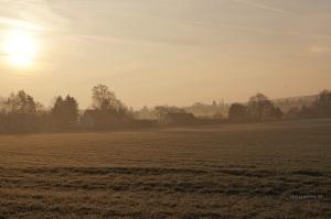 Wintermorgen Alte Zeche
