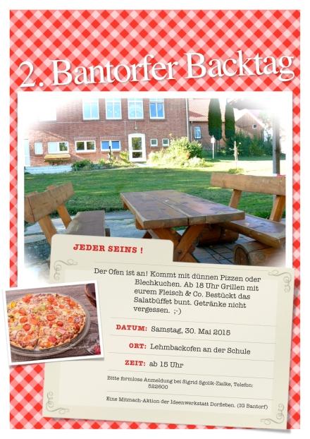 2. Bantorfer Backtag