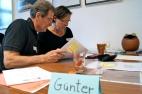 Die Jury: Petra und Günter