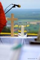 Altar und Kanzel zu Himmelfahrt
