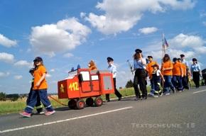 Jugendwehr und Feuerwehrschlümpfe FF Bantorf