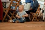 Man kann gar nicht früh genug anfangen mit Zeltfest