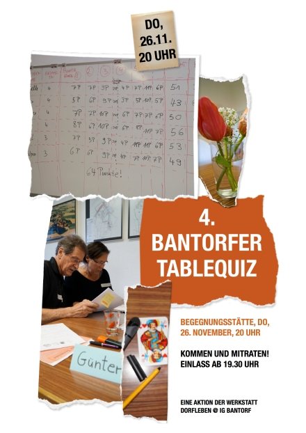 4. Table Quiz