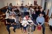 Übergabe Musikinstrumente dank Benefizkonzert