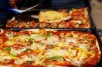 Frische Pizza selbstgemacht